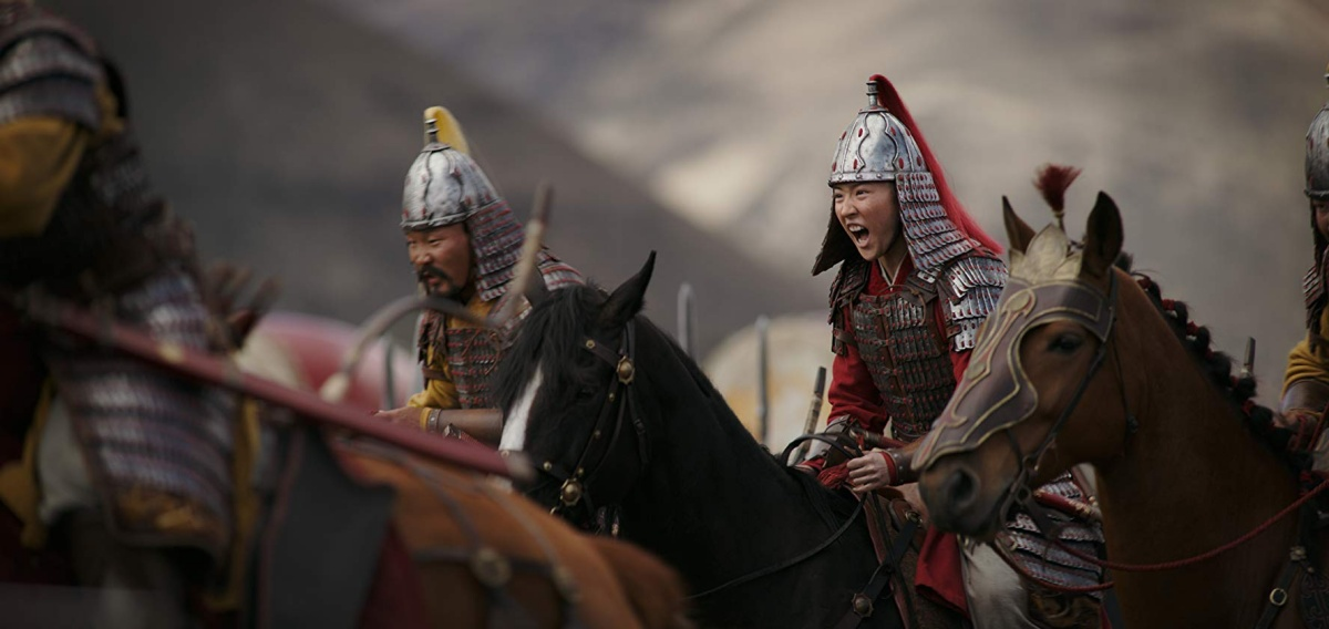 Why a More Legend Accurate 'Mulan' Is a Huge Win