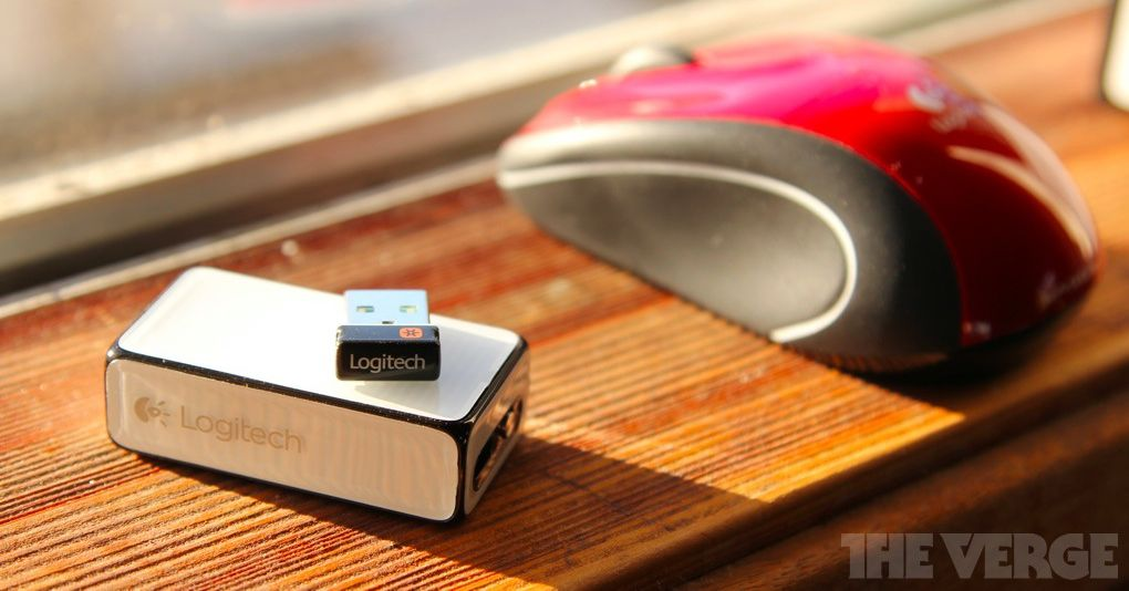 Why you should really, really update your Logitech wireless dongle