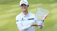 NW Arkansas Championship: Park Sung-hyun back at world number one after win