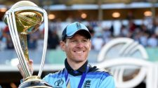 Eoin Morgan: England World Cup winning captain says he is yet to decide his future