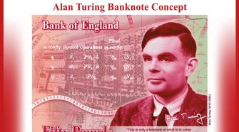 Alan Turing: New £50 note to feature pioneering Second World War codebreaker