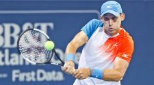 World No. 405 King Stuns Dimitrov In Atlanta For First ATP Tour Win | ATP Tour