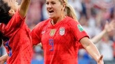 Lindsey Horan hopes World Cup successes boost NWSL