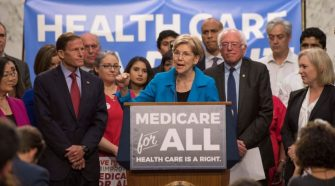 The cost of a 'right' to health care is liberty
