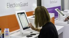 Microsoft demos ElectionGuard technology for securing electronic voting machines