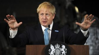 'Boris Johnson could be the catalyst for breaking up the UK'