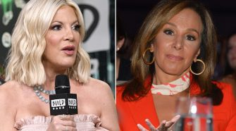'It was war' between Rosanna Scotto and Tori Spelling over finance questions