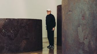 Richard Serra Is Carrying the Weight of the World