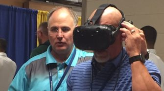 Virtual reality technology taking root in Texas high school football