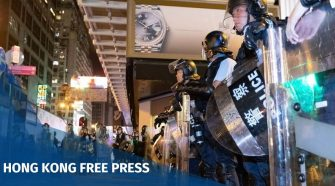 Hong Kong police restrict protest for third time as Mong Kok march banned