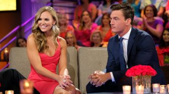 Tyler Cameron spotted leaving 'Bachelorette' Hannah Brown's Los Angeles home