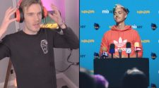 PewDiePie claims he knows the real reason Ninja moved to Mixer