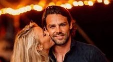 Una Healy's ex Ben Foden confirms he's married again - after two weeks of dating