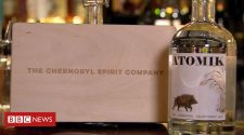 Chernobyl vodka: First consumer product made in exclusion zone