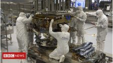 Rosalind Franklin Mars rover nears completion