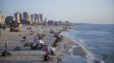 Here's What Tourists Might See If They Were Allowed To Visit Gaza : NPR