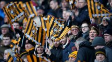 Hull City fan threatened to be kicked out of stadium for breaking 'anti-texting rule'