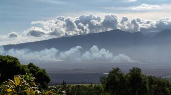 Three Separate Fires Reported on Maui