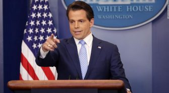 Anthony Scaramucci no longer backs Trump's reelection, says change may be needed at top of ticket