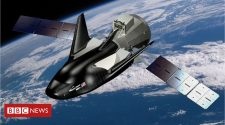 Spaceplane gets a ride for space station trips