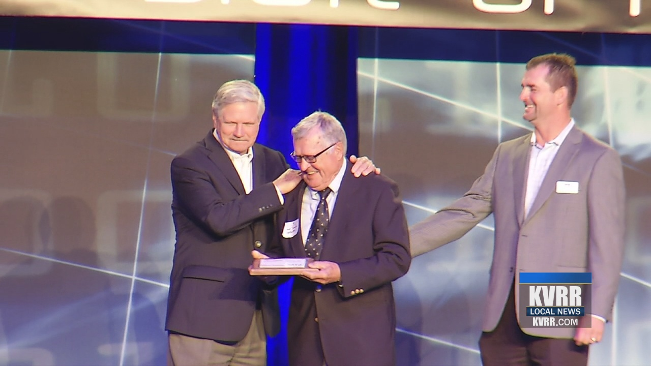 Sen. Hoeven's State of Technology Conference Stresses Agriculture and Technology Intersection