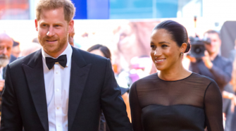 Baby Archie Reportedly Already Has Red Hair