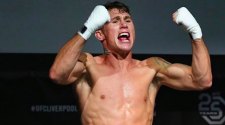 Darren Till, UFC London