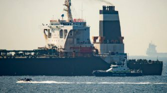 Gibraltar refuses US request to hold Iranian oil tanker