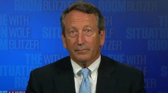 Mark Sanford may primary Donald Trump in 2020
