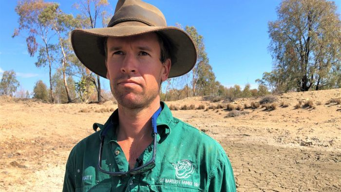 Record-breaking dry stretch in Queensland's Southern Downs after 70 days without rain