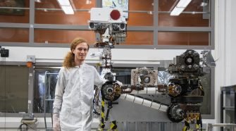 Mars Rover Engineer Built Career From NASA/JPL Internship - Meet JPL Interns