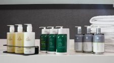 Marriott is eliminating travel-sized toiletries