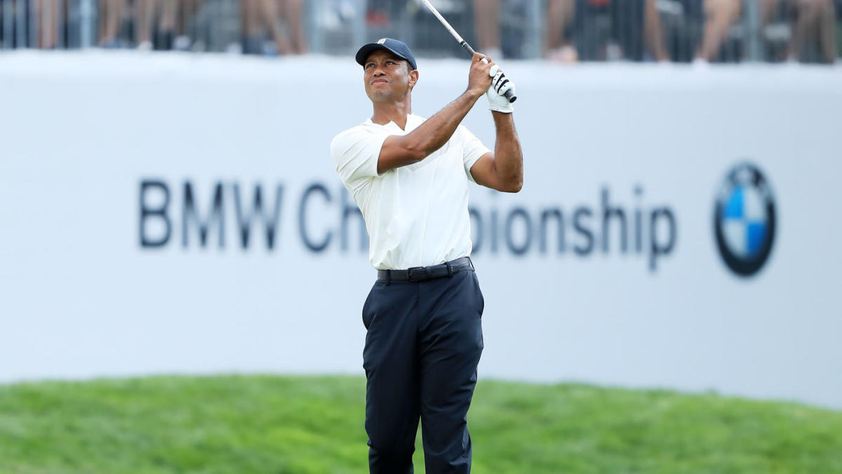 2019 BMW Championship leaderboard: Live coverage, Tiger Woods score, FedEx Cup golf scores in Round 3