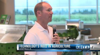 Discussing the changing face of technology in agriculture