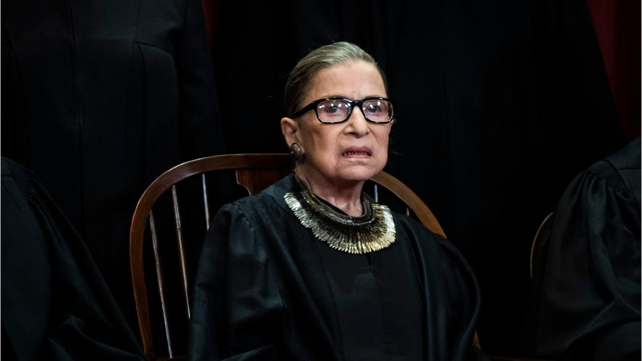 Michael Moore panics after Ginsburg's latest health scare: 'HOLYMOTHEROFRBG!!'