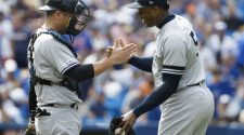 Aroldis Chapman's epic showing masks Yankees' other concern
