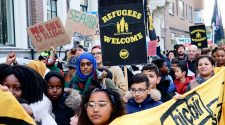 Around world, more support taking in refugees than immigrants