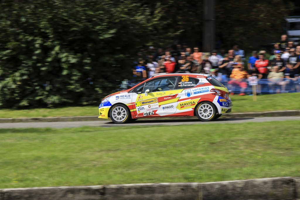 BREAKING NEWS: ERC3 Junior results adjusted, Llarena promoted to class victory - FIA ERC