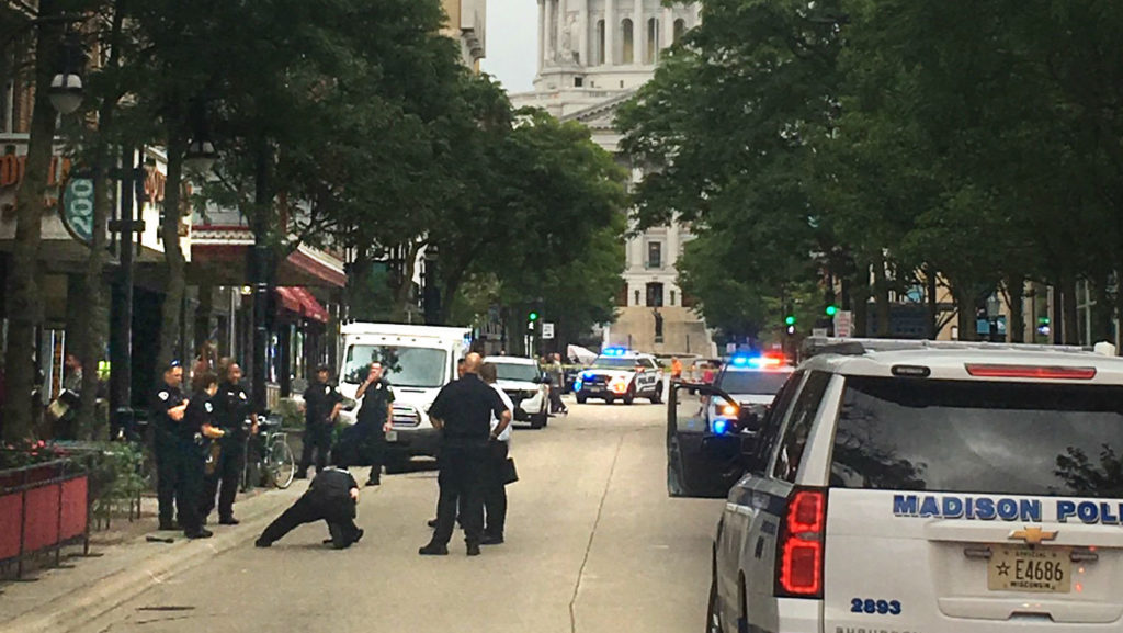 BREAKING: One hospitalized in State Street shooting in Madison