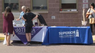 Fourth annual Health and Wellness Fair happened in Houghton