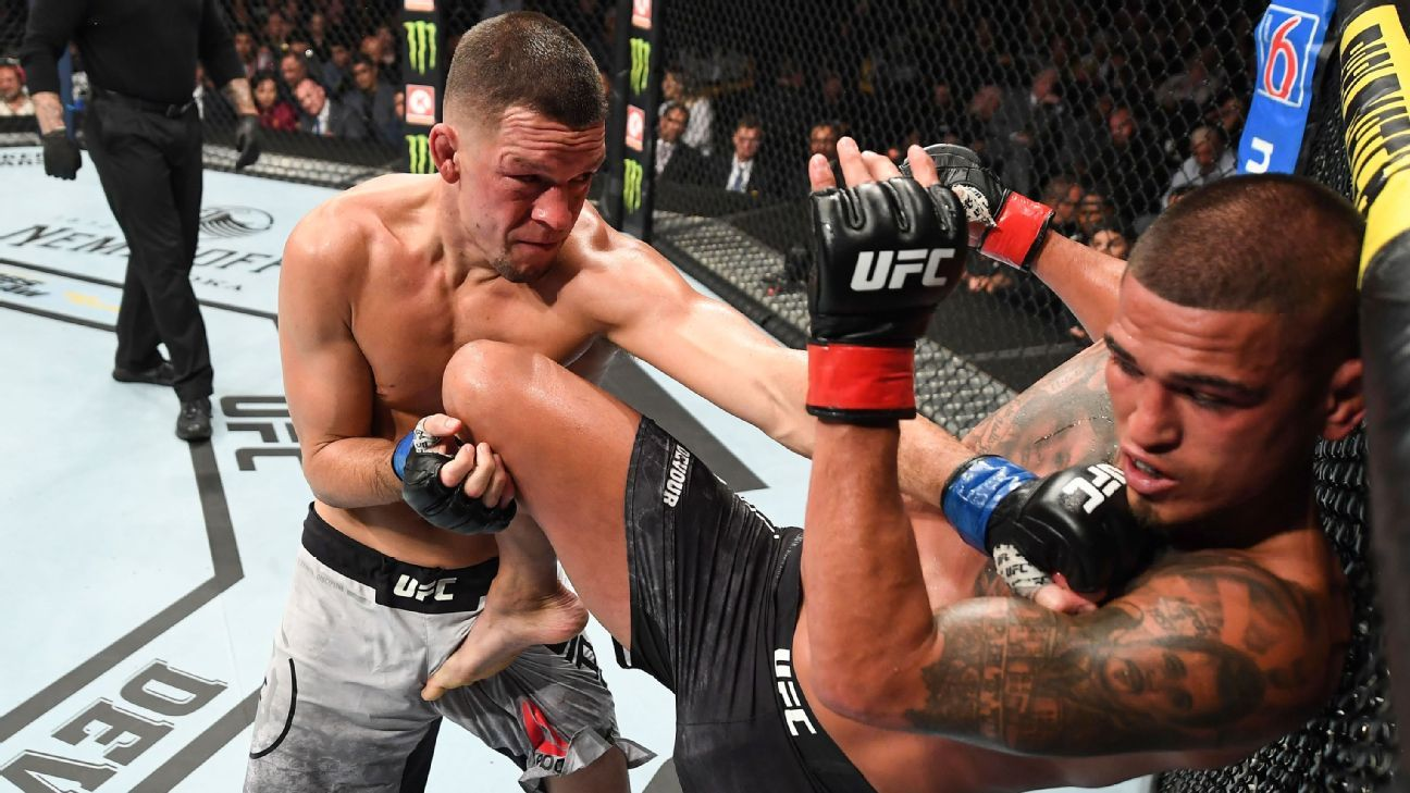 Diaz bests Pettis in first UFC fight in 3 years