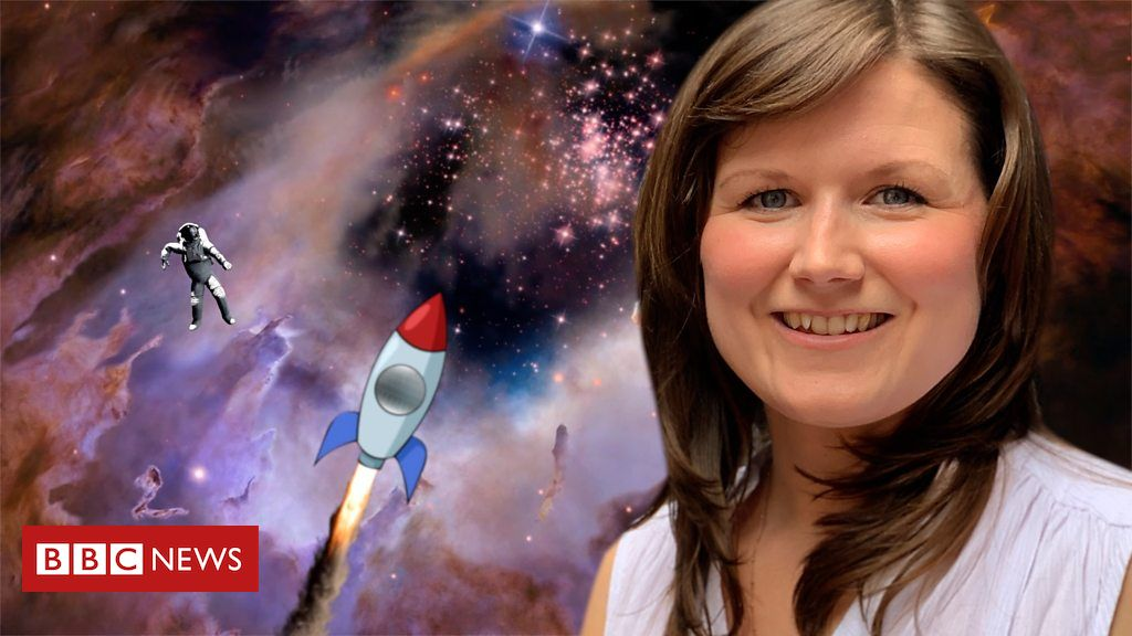 Dr Becky: The Oxford University YouTube astrophysicist