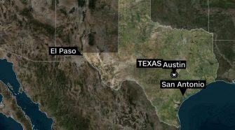 El Paso shooting: Police in Texas say they are responding to an active shooter