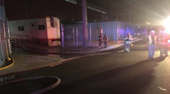 Fire reported at Martin Drake Power Plant in Colorado Springs