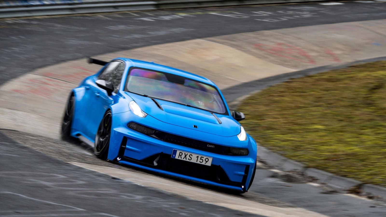 Here's Subscription Mobility Company Lynk & Co Breaking Nürburgring Records, As They Do