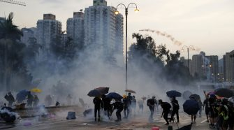 Hong Kong protests much like Boston Tea Party, former National Security Council official says
