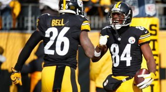 Le'Veon Bell doesn't 'really agree' with Antonio Brown skipping practice - Pittsburgh Post-Gazette