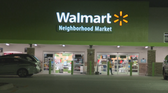 Man in body armor and armed with rifle sparks panic at Missouri Walmart