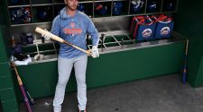 Mets' Pete Alonso changes his look in effort to break slump