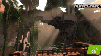 Minecraft will get ray tracing for Nvidia RTX graphics cards